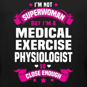 Medical Exercise Physiologist T-Shirts - Men's Premium Tank