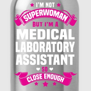 Medical Laboratory Assistant T-Shirts - Water Bottle