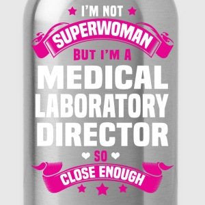 Medical Laboratory Director T-Shirts - Water Bottle
