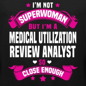 Medical Utilization Review Analyst T-Shirts - Men's Premium Tank