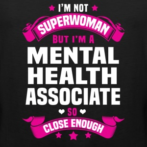 Mental Health Associate T-Shirts - Men's Premium Tank