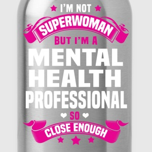 Mental Health Professional T-Shirts - Water Bottle
