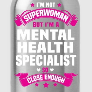 Mental Health Specialist T-Shirts - Water Bottle