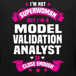 Model Validation Analyst T-Shirts - Men's Premium Tank