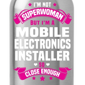 Mobile Electronics Installer T-Shirts - Water Bottle