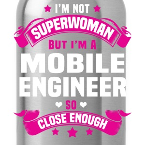 Mobile Engineer T-Shirts - Water Bottle