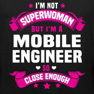 Mobile Engineer T-Shirts - Men's Premium Tank