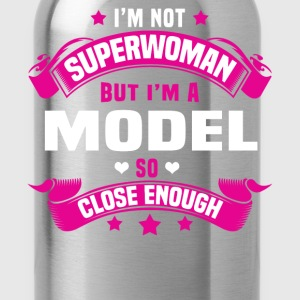 Model T-Shirts - Water Bottle