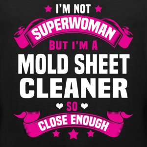 Mold Sheet Cleaner T-Shirts - Men's Premium Tank