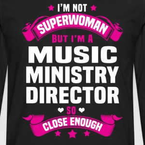 Music Ministry Director T-Shirts - Men's Premium Long Sleeve T-Shirt