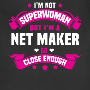 Net Maker T-Shirts - Adjustable Apron