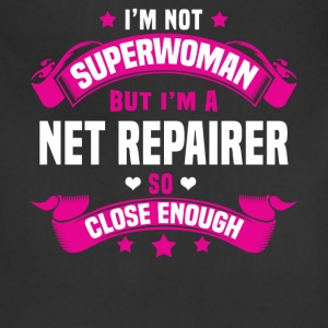 Net Repairer T-Shirts - Adjustable Apron