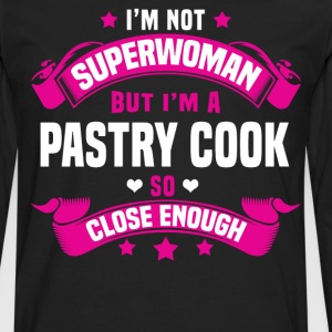 Pastry Sous Chef Tshirt - Men's Premium Long Sleeve T-Shirt