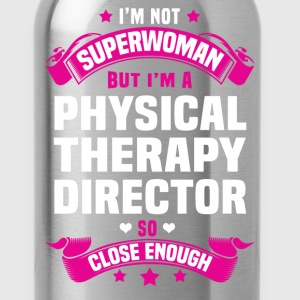 Physical Therapy Manager Tshirt - Water Bottle