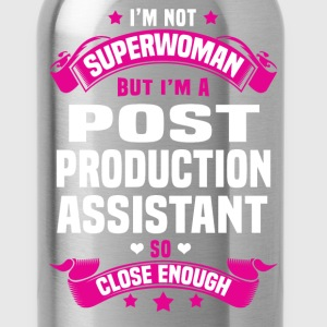 Post Production Assistant Tshirt - Water Bottle
