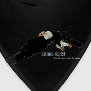 wings of eagles T-Shirts - Bandana