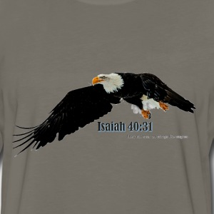 wings of eagles T-Shirts - Men's Premium Long Sleeve T-Shirt