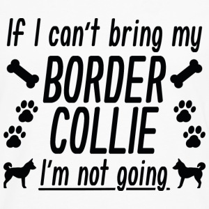 Border Collie - Men's Premium Long Sleeve T-Shirt