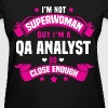 QA Analyst Tshirt - Women's T-Shirt