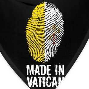 Made In Vatican / Pope / Catholicism / Christ - Bandana