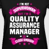 Quality Assurance Manager Tshirt - Women's T-Shirt