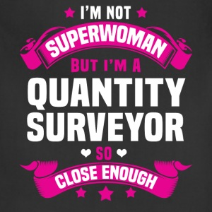 Quantity Surveyor Tshirt - Adjustable Apron