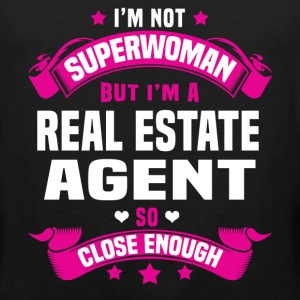 Real Estate Agent Tshirt - Men's Premium Tank