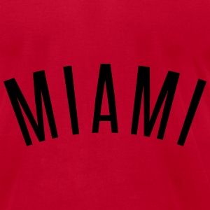 Miami Baby Bodysuits - Men's T-Shirt by American Apparel