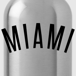 Miami Baby Bodysuits - Water Bottle