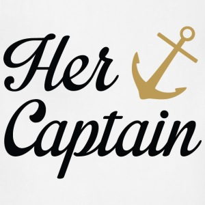 Her Captain - Adjustable Apron