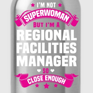 Regional Facilities Manager Tshirt - Water Bottle