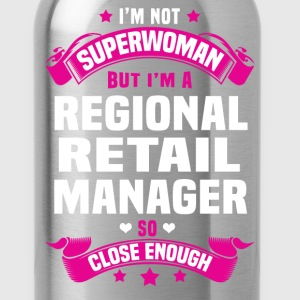 Regional Retail Manager Tshirt - Water Bottle