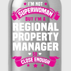 Regional Property Manager Tshirt - Water Bottle