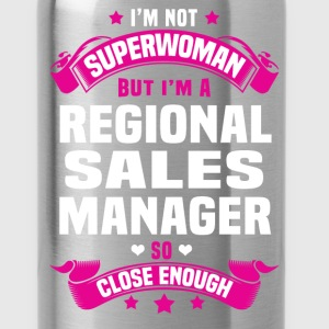 Regional Sales Manager Tshirt - Water Bottle