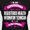 Registered Health Information Technician Tshirt - Women's T-Shirt