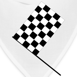 Checkered flag - Bandana