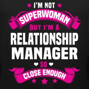 Relationship Manager Tshirt - Men's Premium Tank