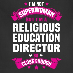Religious Education Director Tshirt - Adjustable Apron