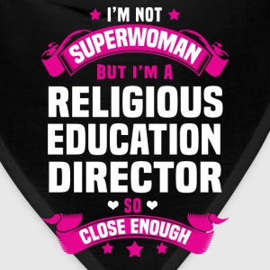 Religious Education Director Tshirt - Bandana