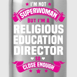 Religious Education Director Tshirt - Water Bottle