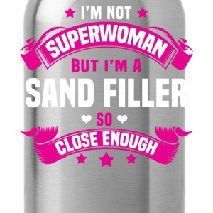 Sand Filler Tshirt - Water Bottle