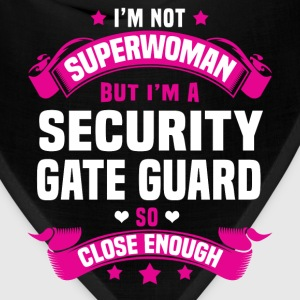 Security Gate Guard Tshirt - Bandana