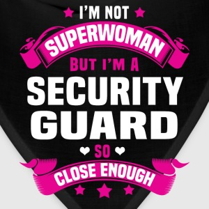 Security Guard Tshirt - Bandana