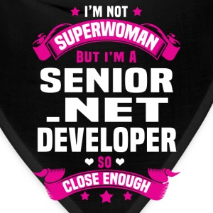 Senior .NET Developer Tshirt - Bandana