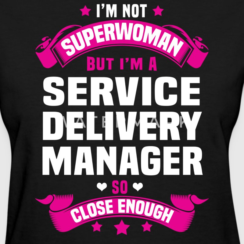 Service Delivery Manager Tshirt - Women's T-Shirt
