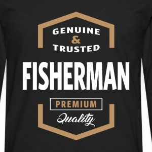 Fisherman | Gift Ideas - Men's Premium Long Sleeve T-Shirt