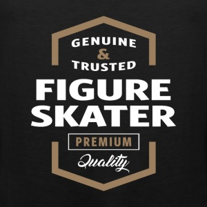 Figure Skater | Gift Ideas - Men's Premium Tank