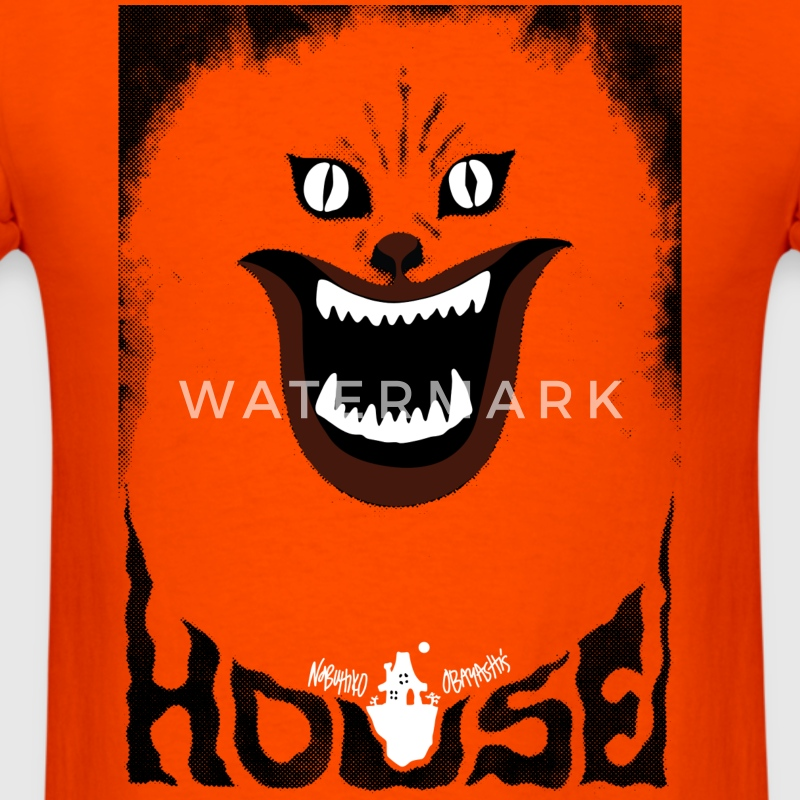 House Poster Tee (Japanese Horror Movie 1977) - Men's T-Shirt