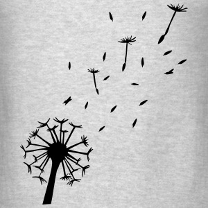 Flying Dandelion Tanks - Men's T-Shirt