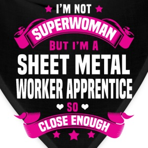 Sheet Metal Worker Apprentice Tshirt - Bandana